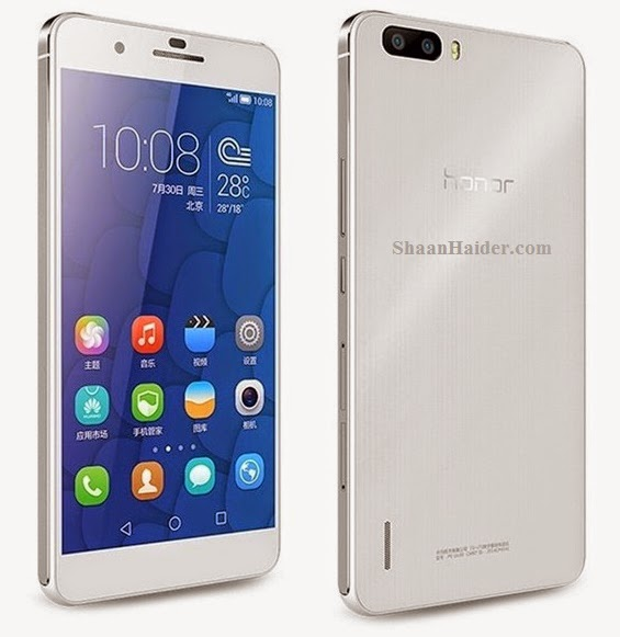 Huawei Honor 6 Plus : Features, Specs, Price and Review