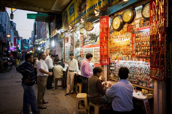 Khan Market, New Delhi