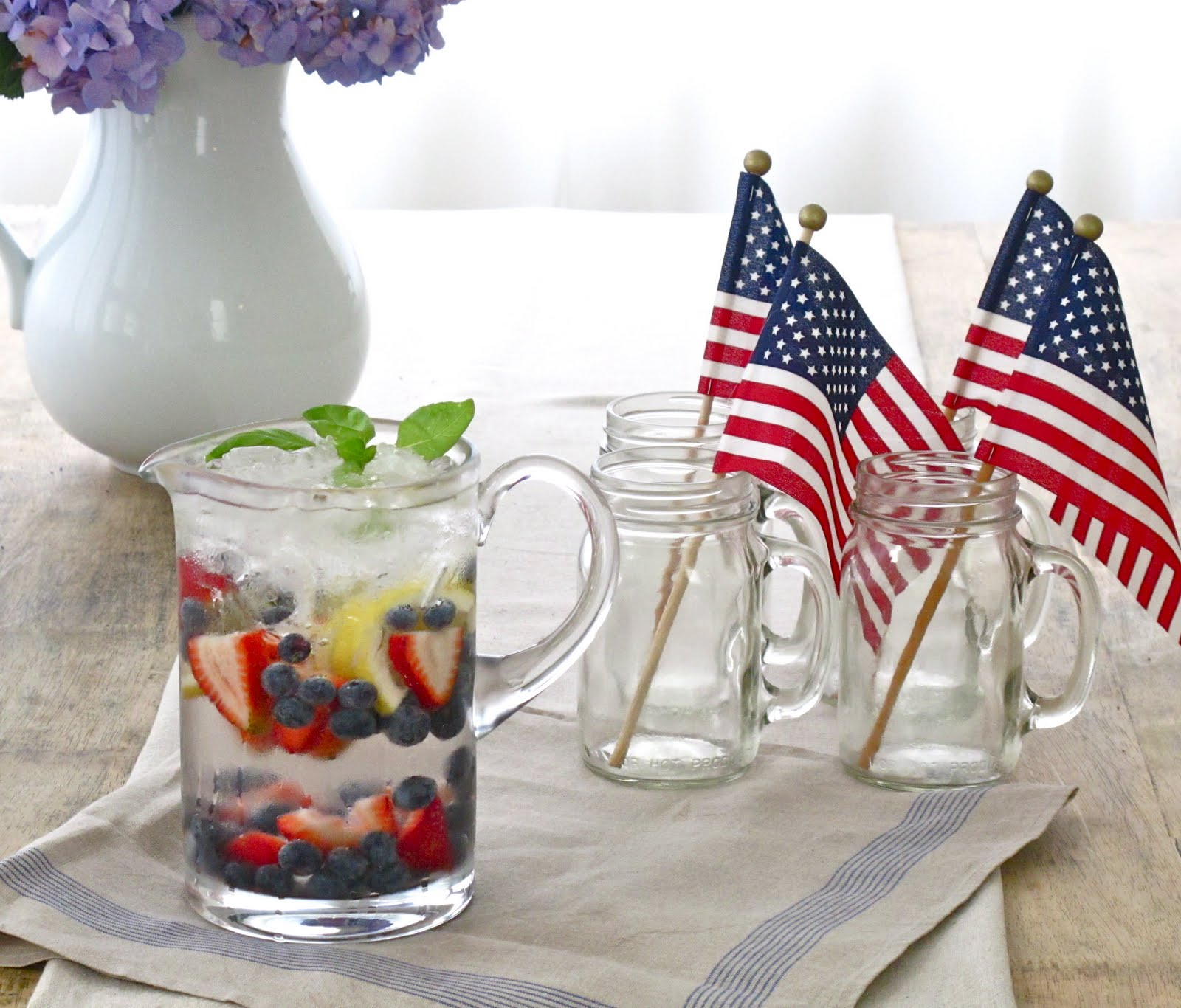 Jenny Steffens Hobick 4th Of July Round Up Menus 4th