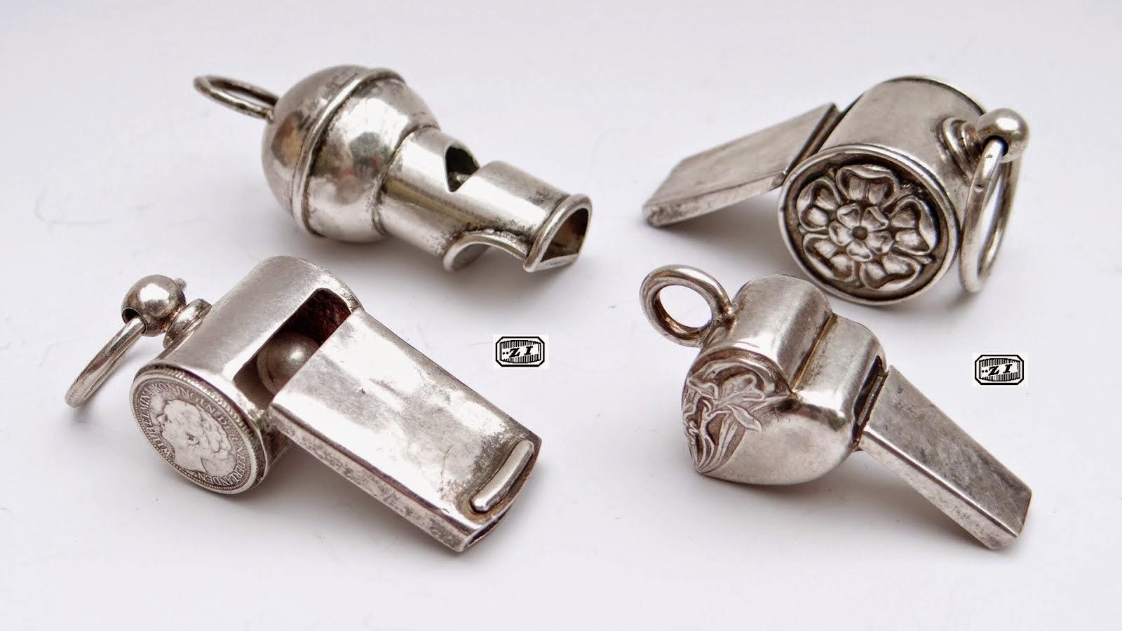 Zilveren Fluitjes