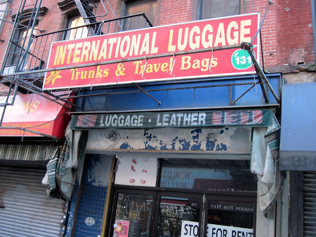 Isn't all luggage International by design?