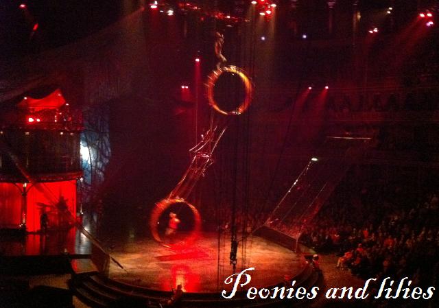 Cirque du soleil, Cirque du soleil kooza, cirque du soleil wheel of death