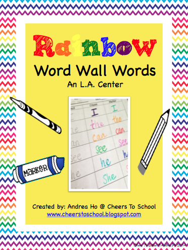 http://www.teacherspayteachers.com/Product/Rainbow-Word-Wall-Words-Regular-version-Freebie-1376354