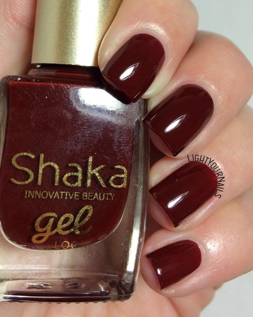 Shaka 07 Deep Red