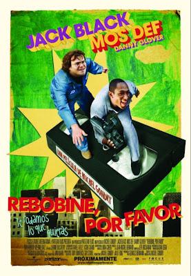 Rebobine Por Favor en Español Latino