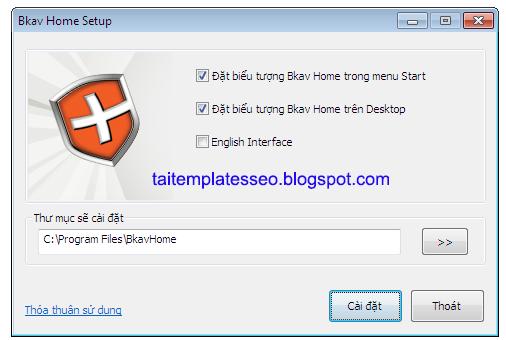 Hướng dẫn cài đặt phần mềm diệt virus Bkav miễn phí