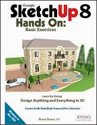 E-book SketchUp Basics (Bahasa Inggris)