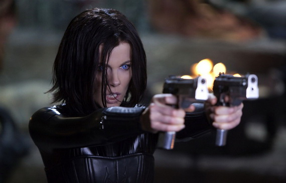 Underworld: Awakening, Photograph