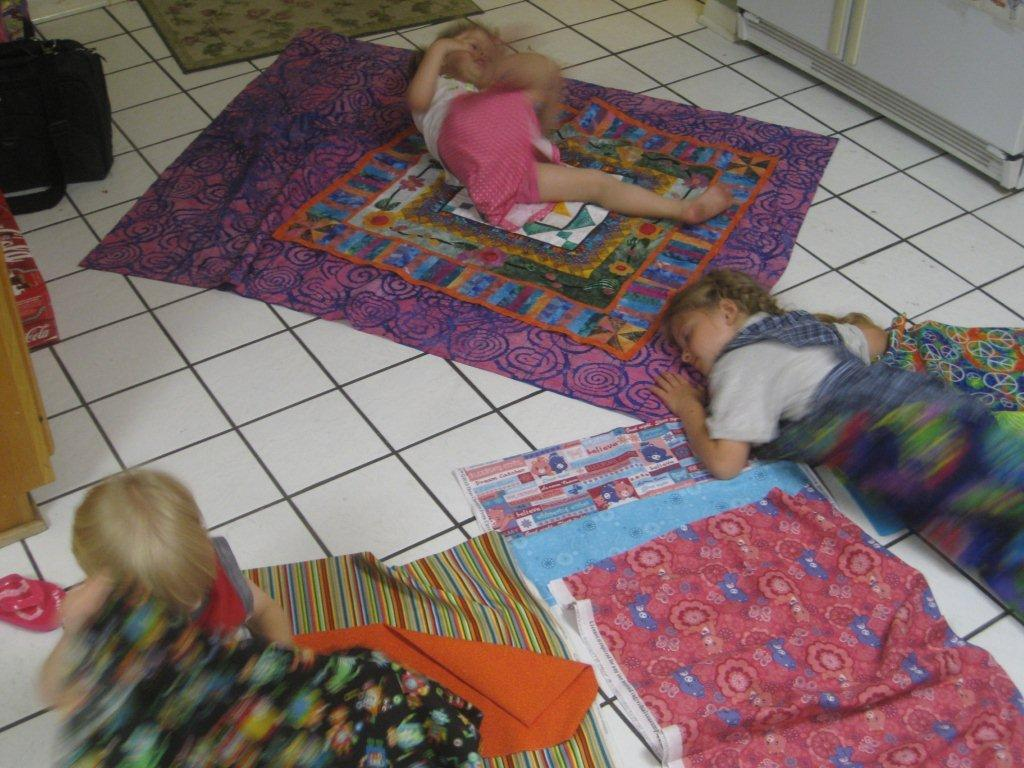 Nap Time News Walmart Fabric