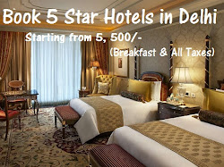 Book Hotels in Delhi