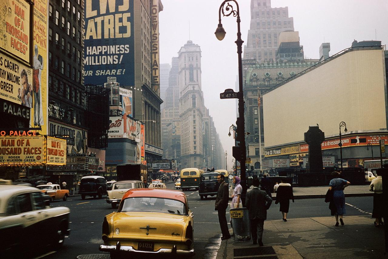 Vintage photos of nyc