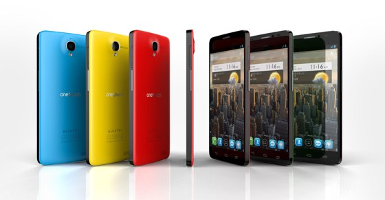 Alcatel One Touch Idol X, el tope de gama de Alcatel