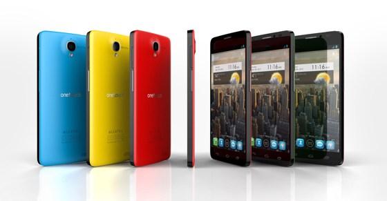 Alcatel One Touch Idol X, el tope de gama de Alcatel