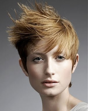 Short Spike Hairstyles for Women