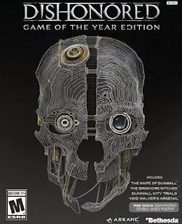Game The PC Dishonored – Game of the Year Edition
