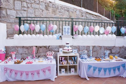 Vejam aqui que lindas ideias para decoração e festinhas de Menino e