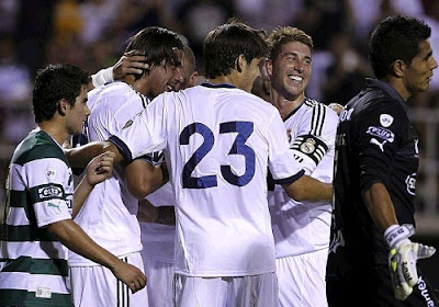 Real Madrid (Pre-season 2012-2013)