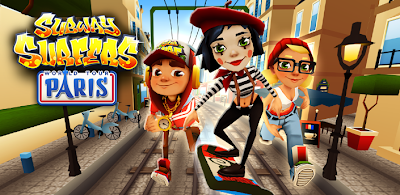 Subway Surfers Paris Mod Apk v.1.12.1 Unlimited Money and Keys