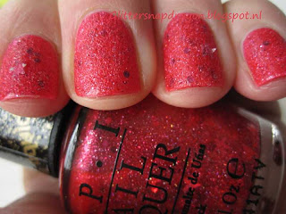 OPI Liquid Sand The Impossible