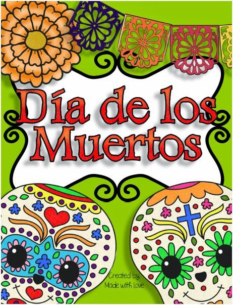http://www.teacherspayteachers.com/Product/Day-of-the-Dead-Dia-de-los-Muertos-1473497