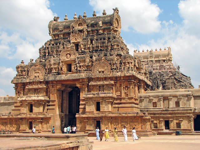 Brihadeeshwarar Temple