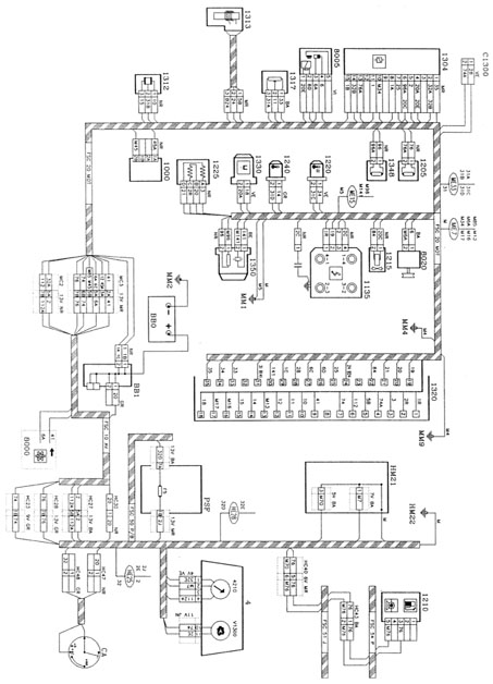 190 additionally Xu5m3z moreover Citroen C3 Wiring Diagram also Peugeot 405 Wiring Diagram besides Peugeot 206 Wiring Diagram. on xu5m3z