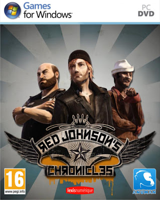 Red Johnsons Chronicles 2-PC