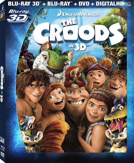 The Croods 2013 Hindi Dubbed Dual Audio BRRip 300mb ESub