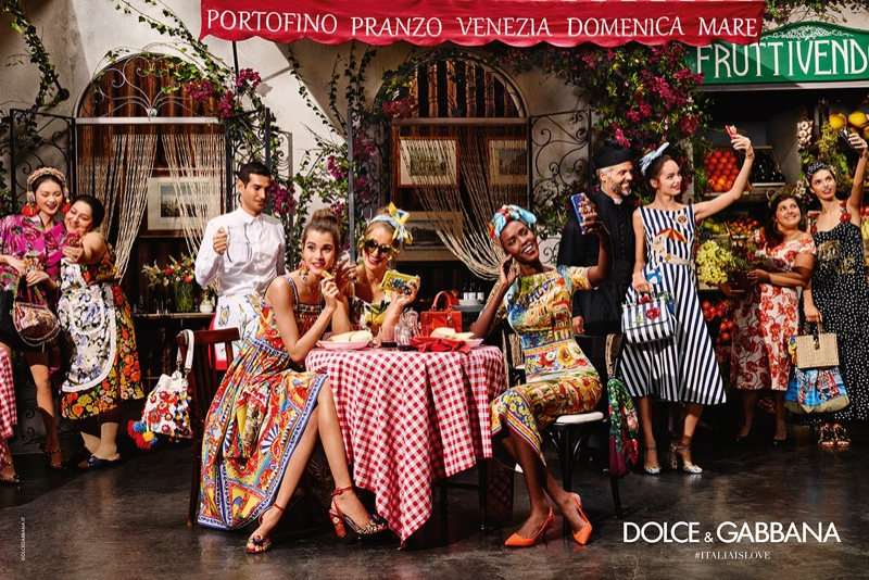 Dolce & Gabbana Spring/Summer 2016 Campaign
