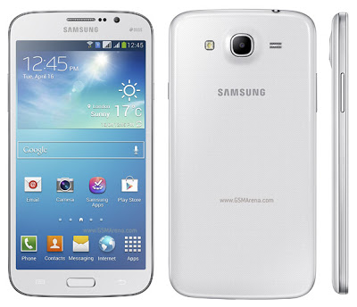 Harga dan Spesifikasi Samsung Galaxy Mega 5.8