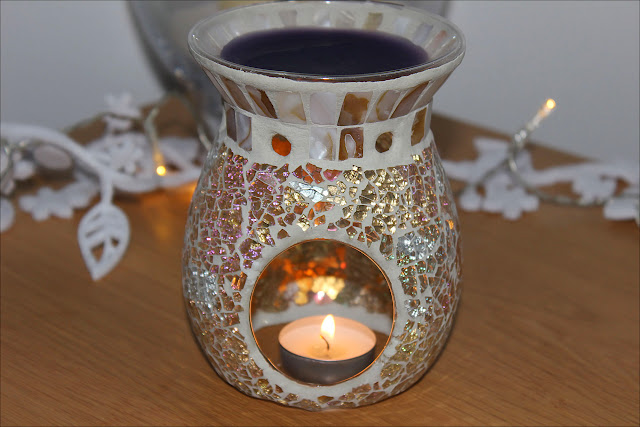Yankee Candle Wax Tart Burner