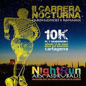 II Carrera Nocturna Arx Asdrubalis