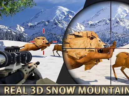 Deer Hunting 2015 Sniper 3D mod apk