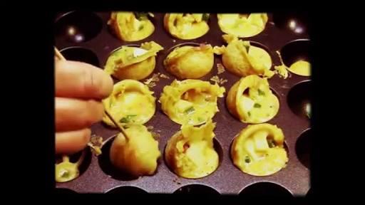 Resep Cara Membuat Takoyaki Menggunakan Teflon