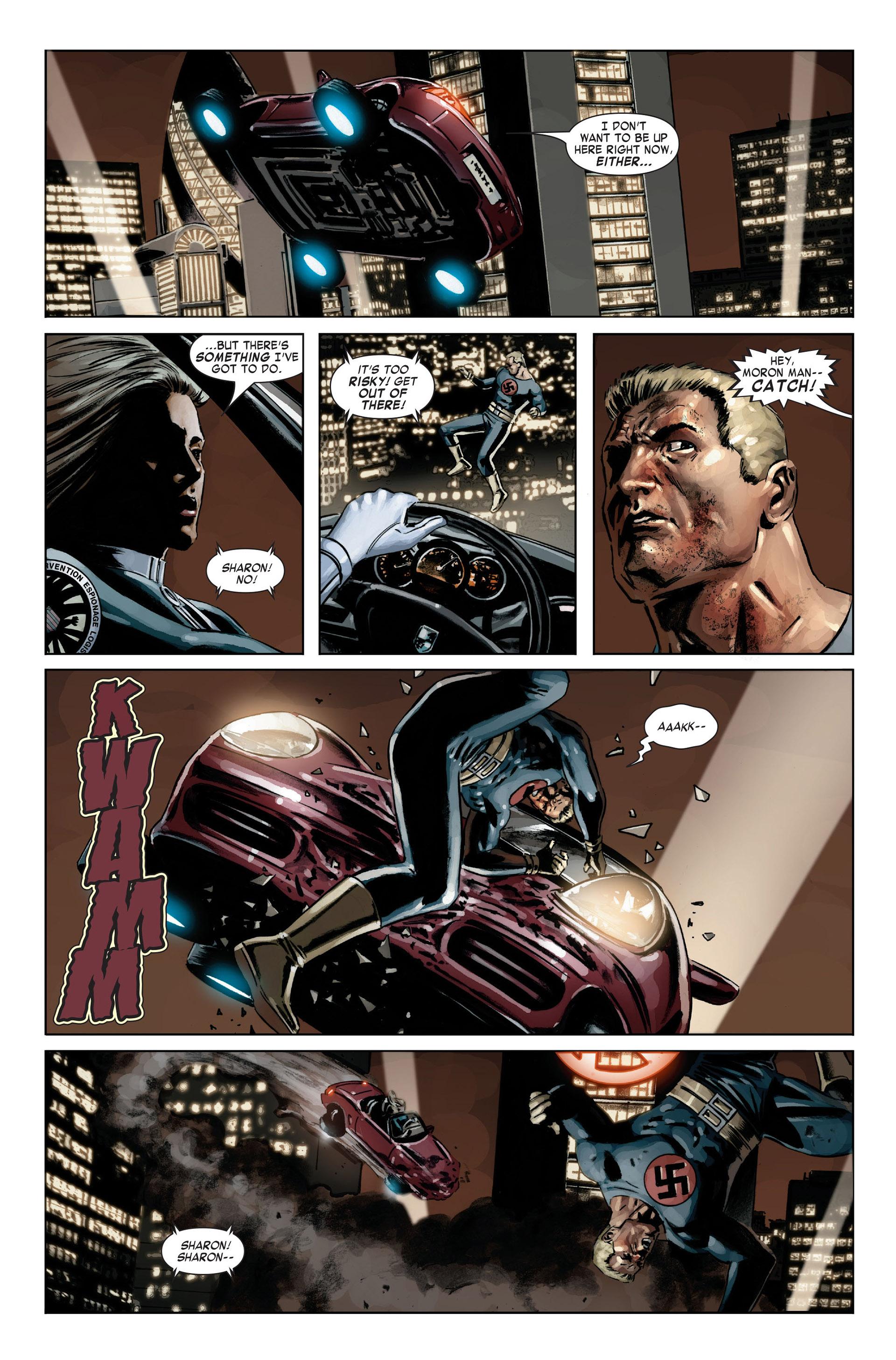 Captain America (2005) Issue #21 #21 - English 5