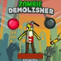 Zombie Demolisher | Juegos15.com