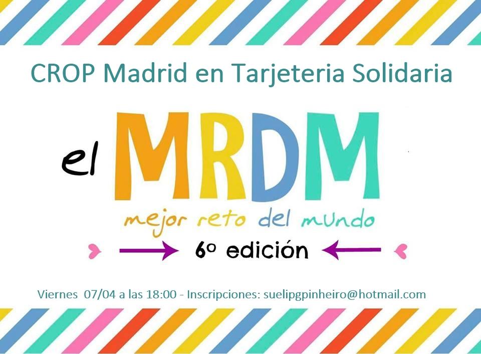 CROP MRDM