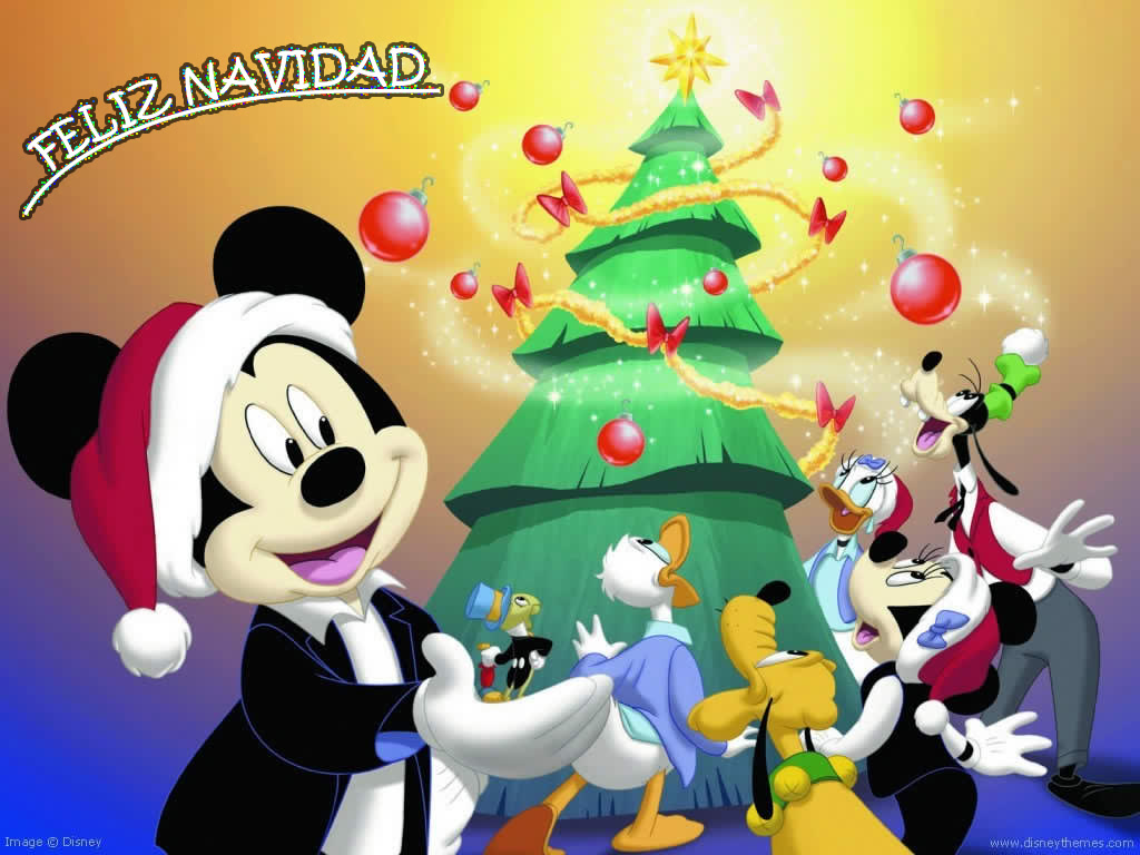 Postal de Feliz Navidad