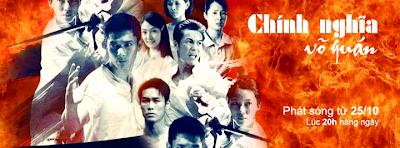 Phim Chính Nghĩa Võ Quán - TodayTV [2012] Online