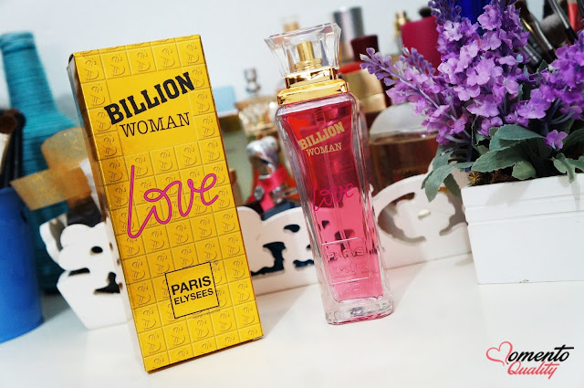 Billion Woman Love - Paris Elysees