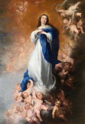 La Inmaculada Concepción de los Venerables (o de Soult) de Murillo