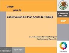 CONSTRUCCIÓN DEL PLAN DE TRABAJO ANUAL