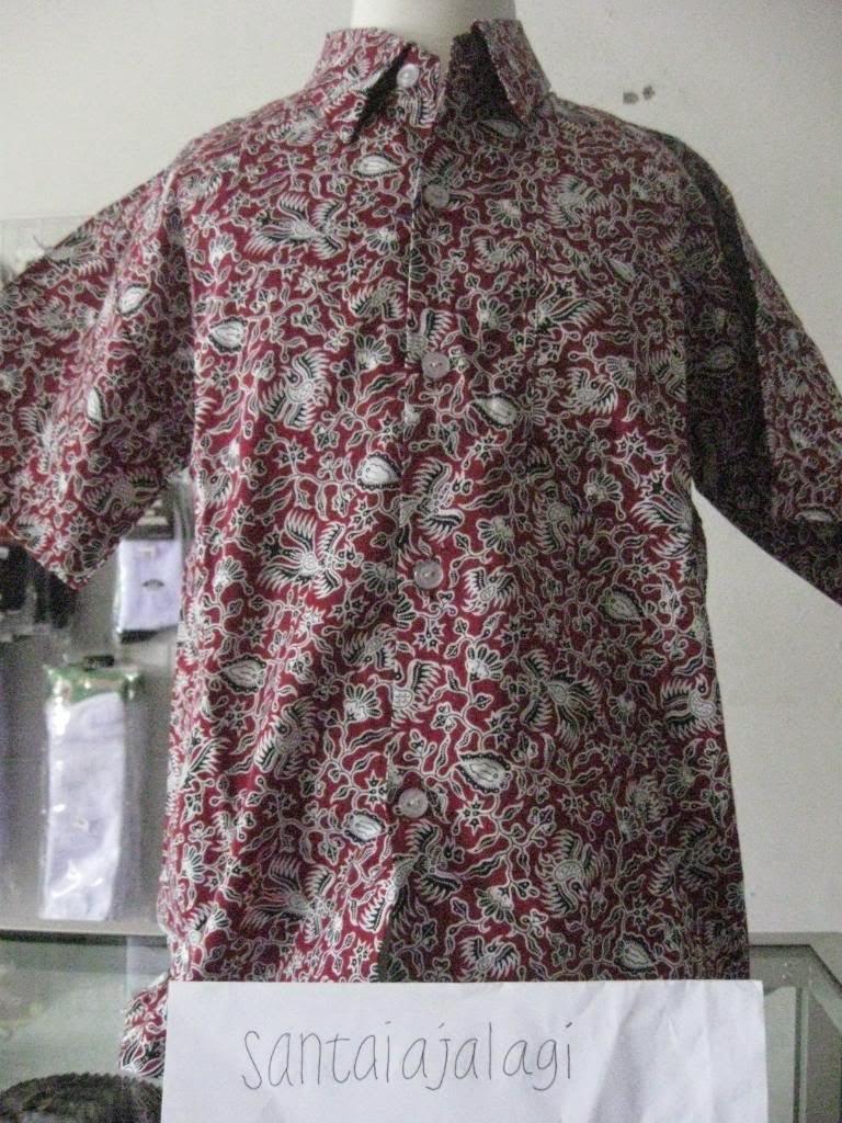 Foto Baju Batik Pramuka
