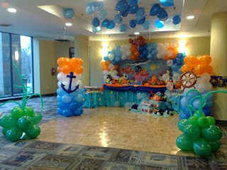 Home Decorations For Birthday Party Image