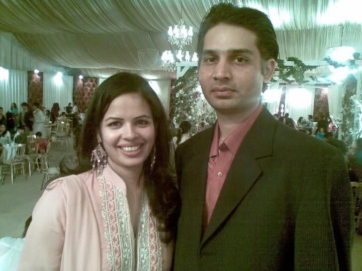 Geo News Anchor Sana Bucha Wedding Pictures