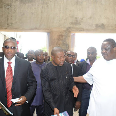 Okorocha, Ihedioha, Ohakim To Meet @ Pa Njoku's Burial Ceremony