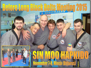 black belts meeting