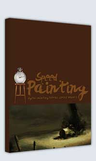 Digital Painting Tutorial Series: Speed Painting vol.1