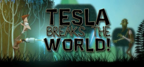 Tesla Breaks the World PC Game