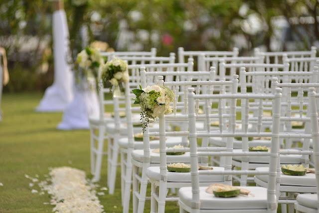 ceremony aisle decoration